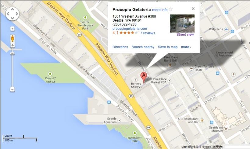 Procopio-Gelateria-Map